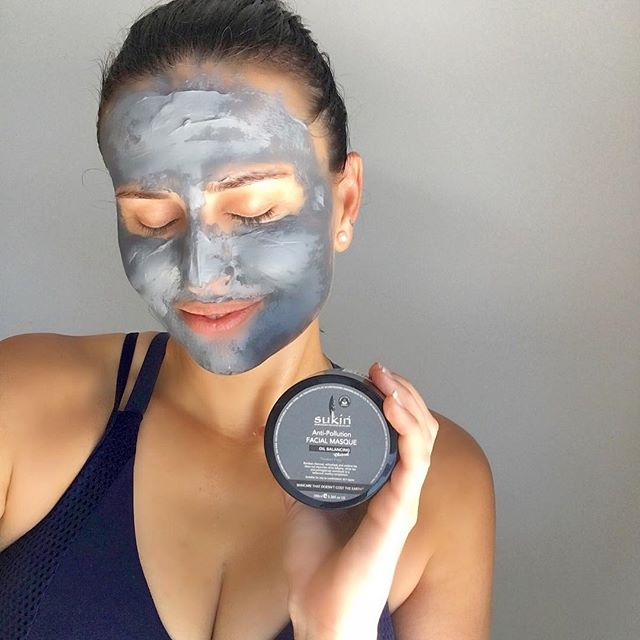 Yvette commits to using natural and organic products on her skin- do you?