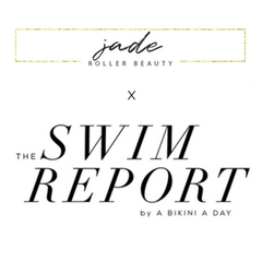 Thank you to A Bikini A Day for the opportunity to curate! Check out their blog post about jade rolling  here.