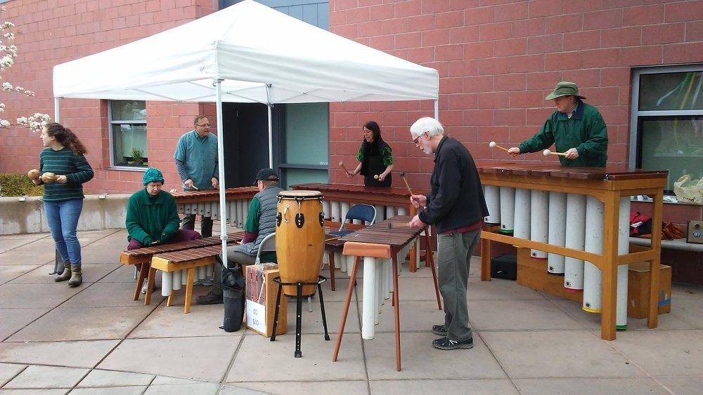 Yaamba Marimba Band