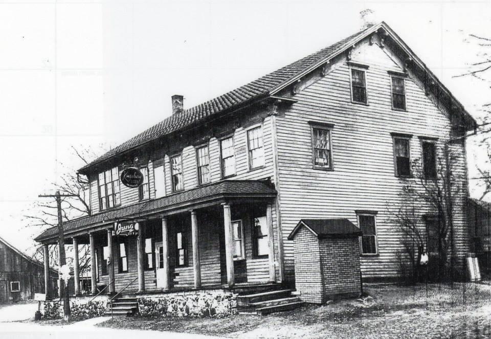 Meeme House Inn, circa 1930