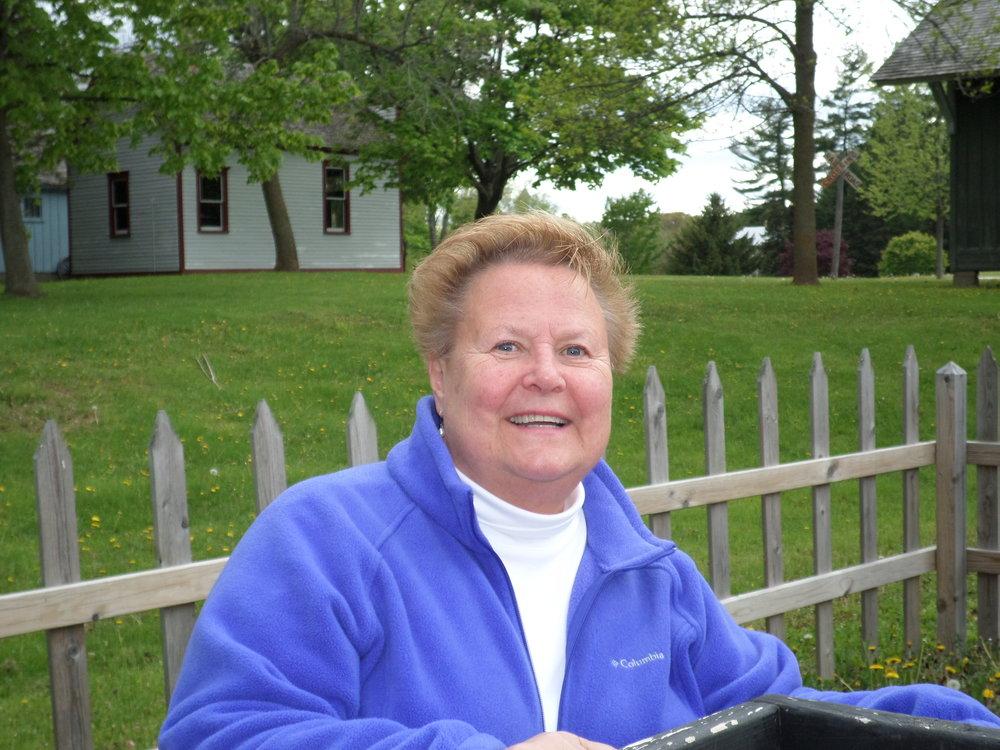 Marge Jehle, Secretary Retired