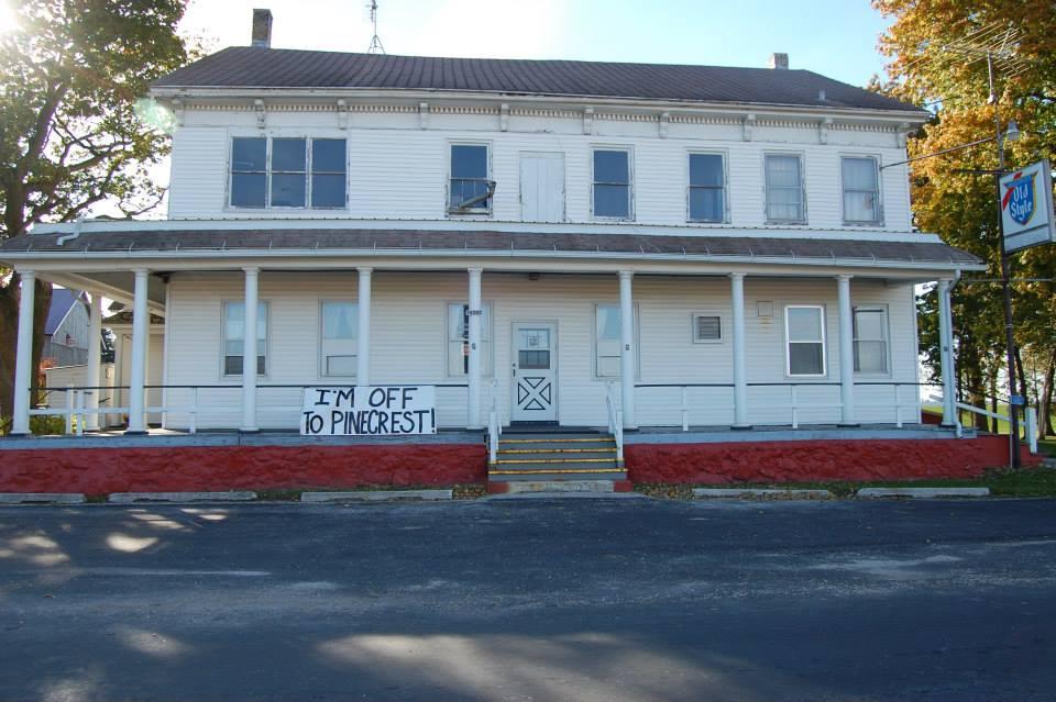 Meeme House Inn, October 2013
