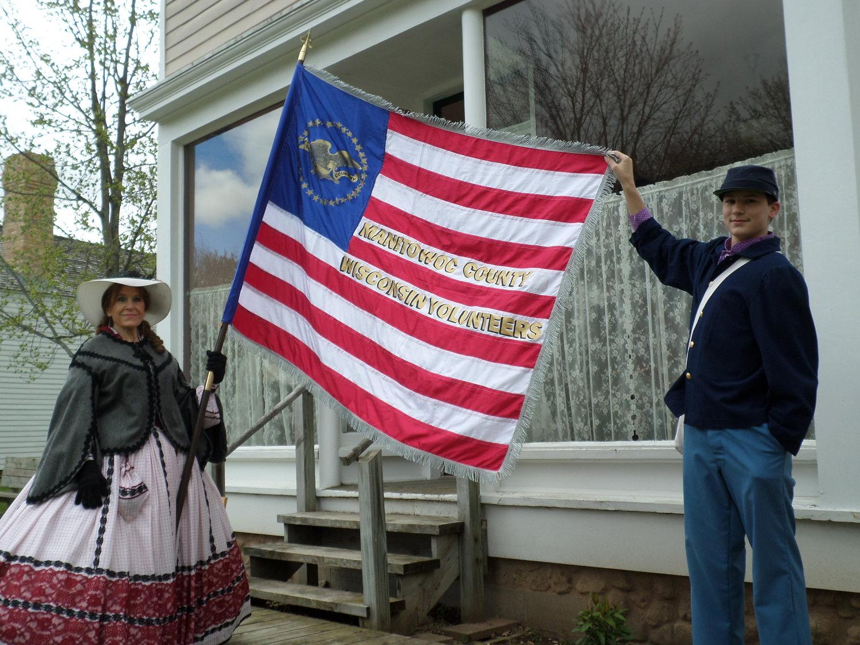 Civil War Days — Manitowoc County Historical Society