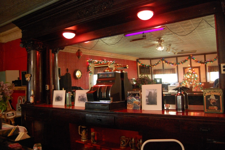 Inside Svacina's Red Lamp