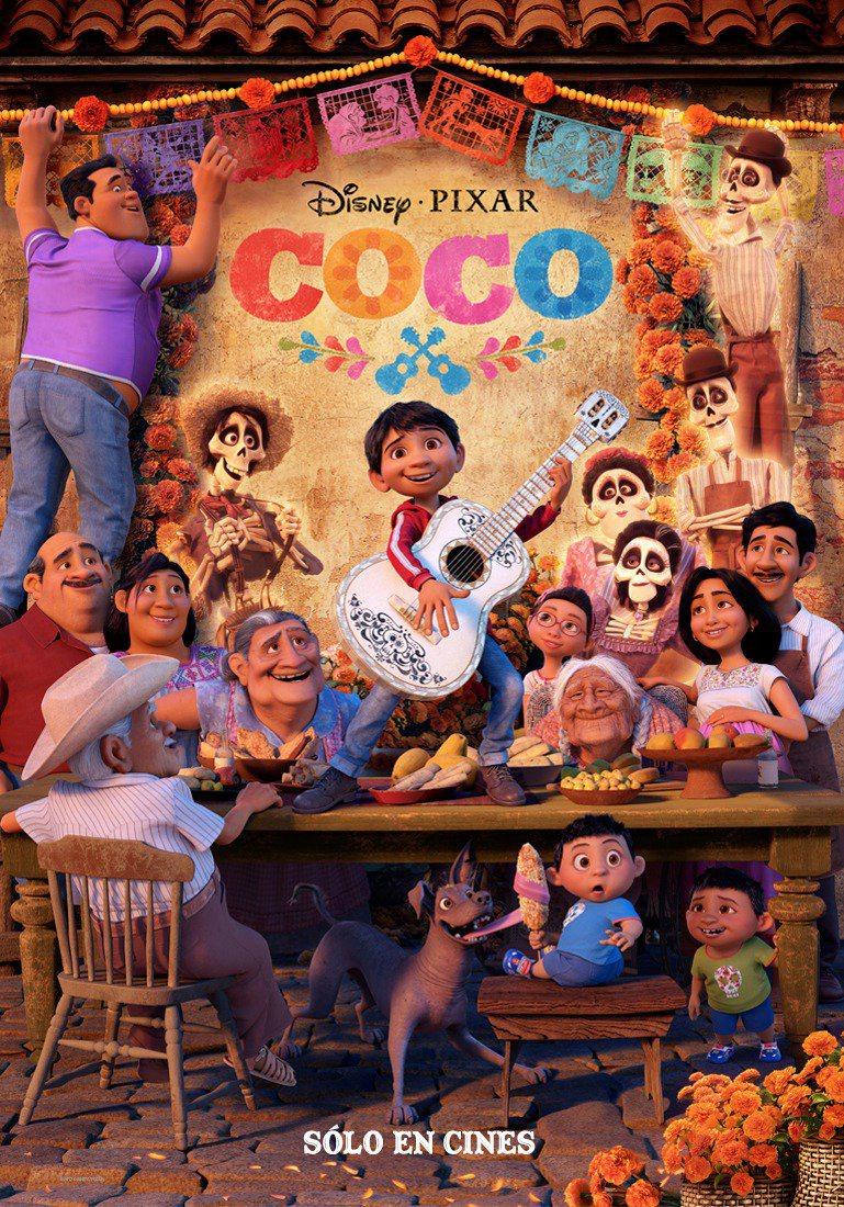 Free Movie Night Disney Pixar S Coco 2017 Manitowoc County Historical Society