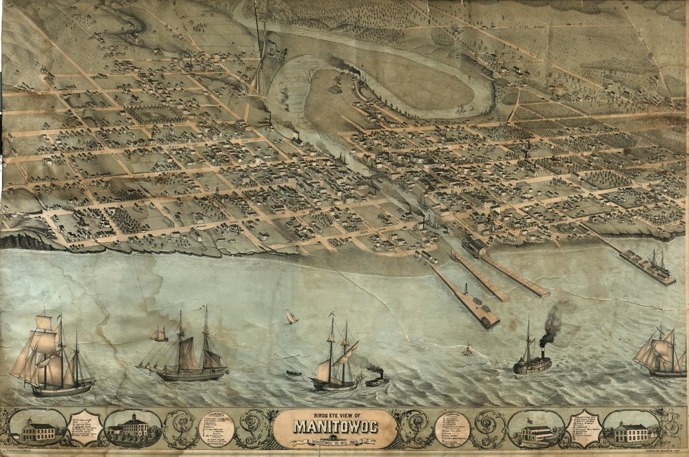 1868 Manitowoc rendering