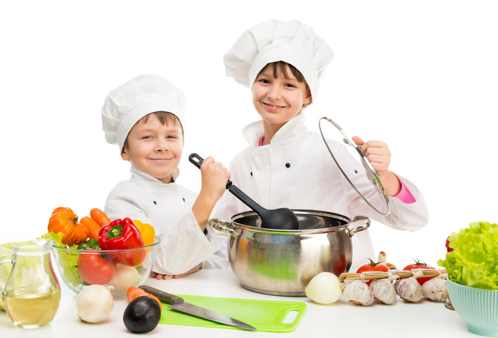 Healthy Cooking Camp 2018 - Taking Bookings from April 3rd 2018