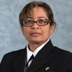 Captain Brenda Stodart
