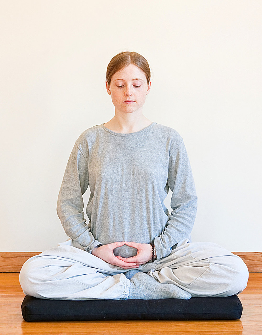Burmese Posture