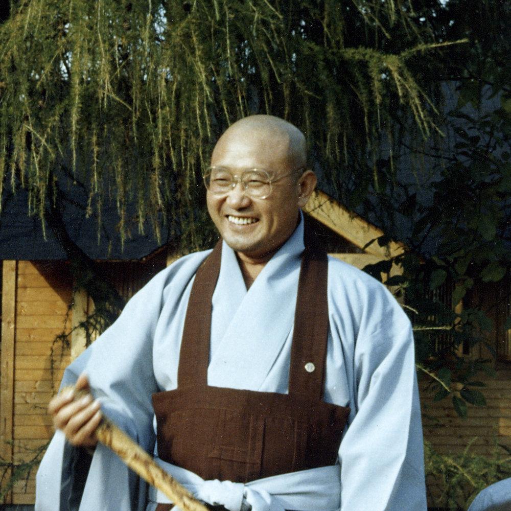 Zen Master Seung Sahn -