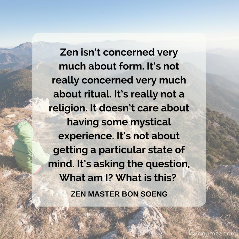 Zen_isnot_religion_quote_ZMBonSoeng.png