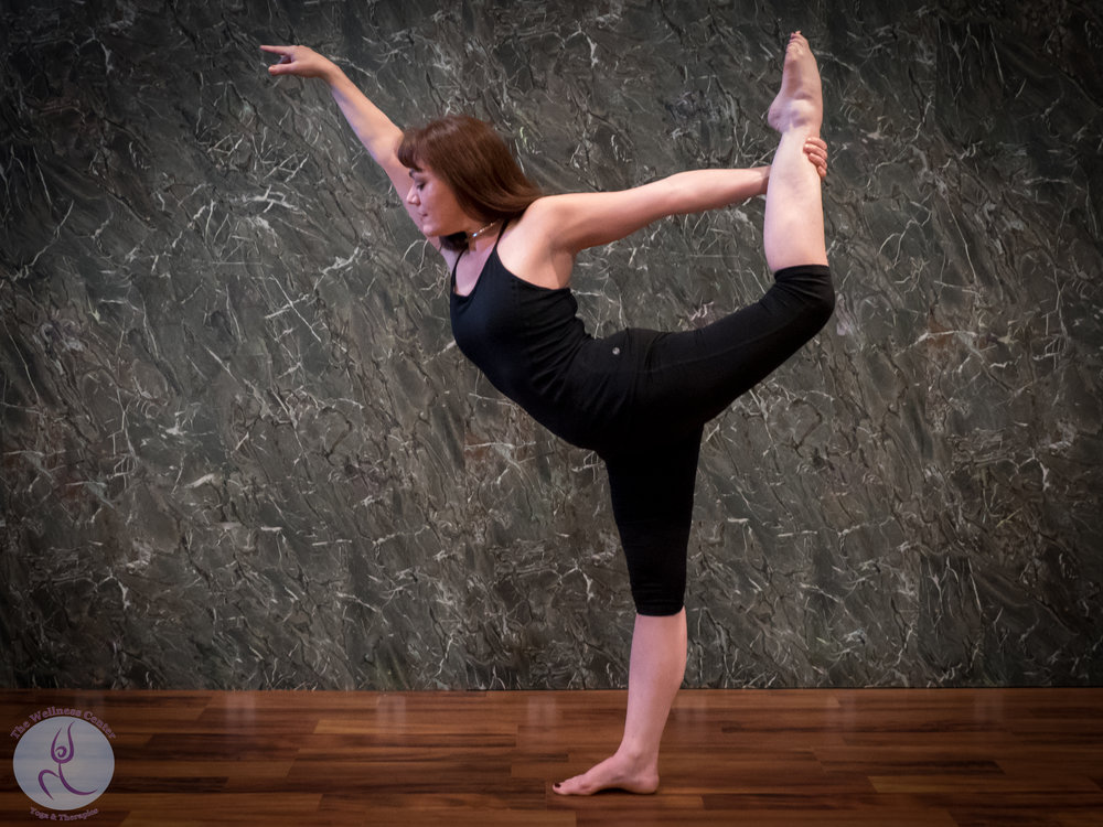 Tara Vaughn, Yoga Instructor, Ballerina & Barre Instructor  Specialty Certifications: Yoga Wall, Ballet  Restorative Yoga Mondays @ 7:00 PM  Yoga Pilates Wednesdays @ 4:45PM & Sundays @ 6:00PM  Yoga Foundations Fridays @ 10:00 AM  Ballet Barre Fridays @ 12:00 PM
