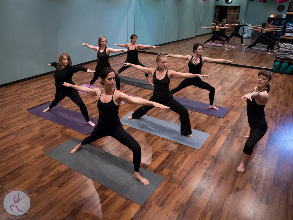 YOGA & BARRE -