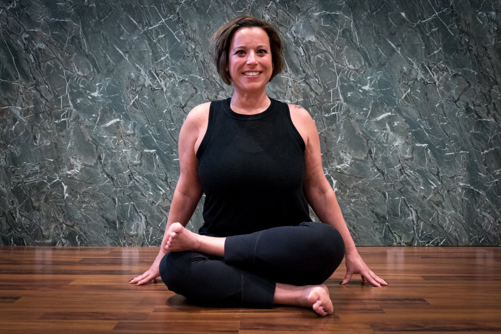Becci Rusinko, Yoga Instructor, Yogis for the Cause Co-Coordinator, YTT Co-Director Specialty Certifications: Aerial,  Yoga Wall,  Kids w/ Special Needs, Heated Yoga Yin Yoga Thursdays @ 8:30 AM Aerial Yoga Mondays @ 5:30 PM, Thursdays @ 10:00 AM, Thursdays @ 6:00 PM Yoga Foundations Thursdays @ 4:30 PM Restorative w/ Aromatherapy Thursdays @ 7:30 PM Yoga for Runners & Walkers 2nd Saturday of Every Month @ 12:30 PM