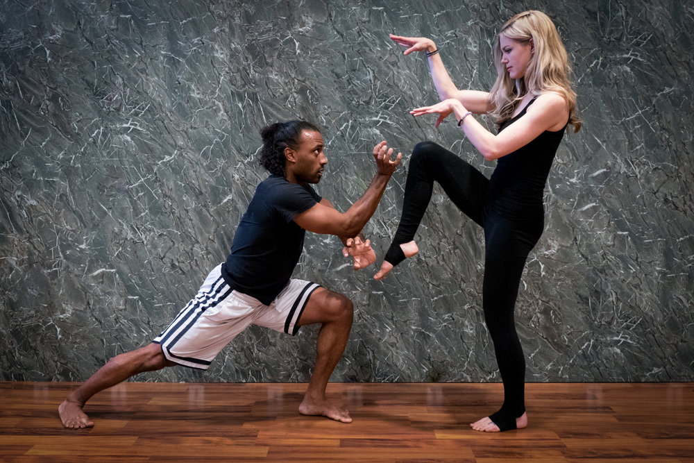Kelsey Leech & De'Maris Parker, Tai Chi Instructors Tai Chi: Kelsey: Mondays @ 8:30 AM  De'Maris: Fridays @ 8:30 AM & Fridays @ 4:00PM