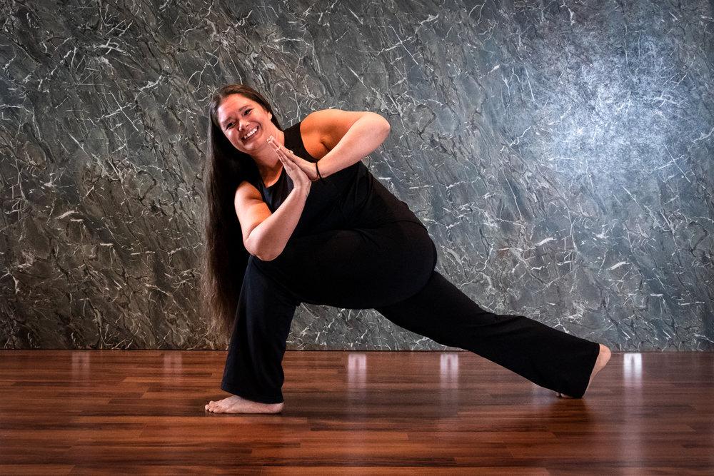 Sabrina Rush, Yoga Instructor & Reiki Master  Specialty Certifications: Reiki, Yoga Wall & Prenatal  Flow to Yin Tuesdays @ 8:30 AM and Saturdays @ 9:30 AM  Yoga Wall Wednesdays @ 12:00 PM  Yoga Foundations Saturdays @ 8:15 AM  Prenatal & Gentle Yoga Sundays @ 11:00 AM  Guided Meditation - Donation Only Sundays @ 12:10 PM  The Wellness Center YTT Faculty Member