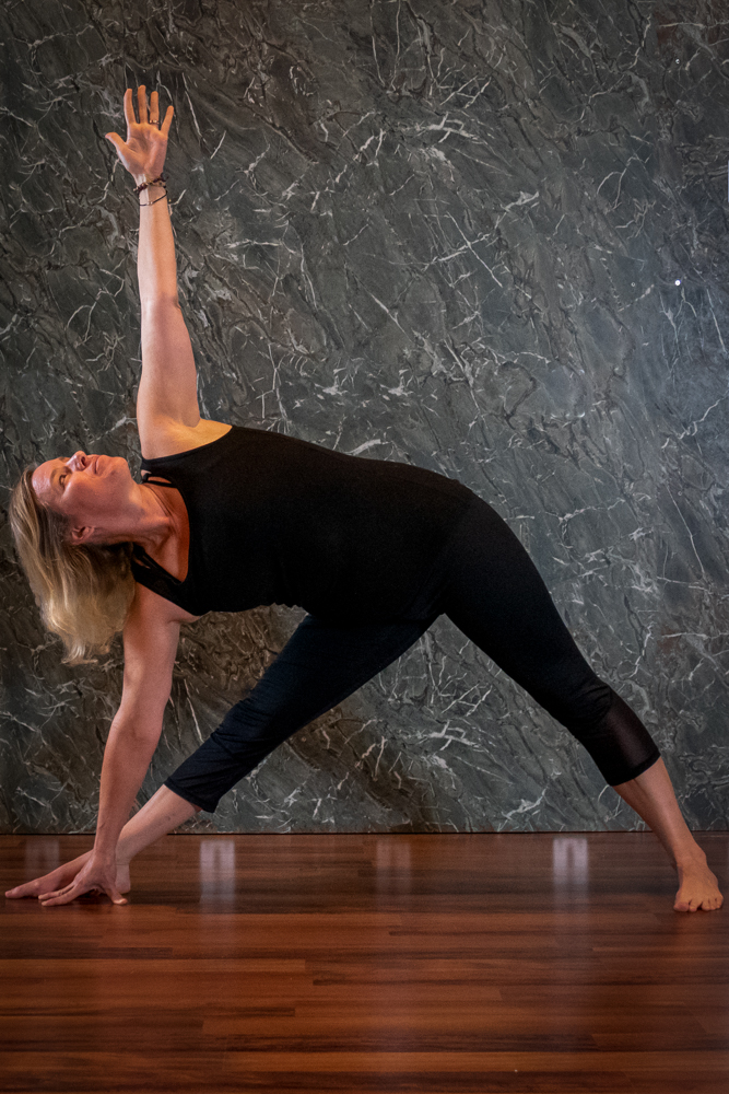 Andie Wagner, Yoga Instructor  Specialty Certifications: Yoga Wheel & Yoga Wall  Yoga Foundations Tuesday @ 12:00PM  All Levels Flow Wednesdays @ 8:30AM  Chair Yoga Wednesdays @ 10:00 AM