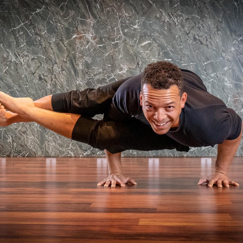Sidney Carthell, Yoga Instructor  Specialty Certifications: Yoga Wall & Aerial Yoga Flow  Aerial Fitness Fridays @ 5:00 PM  Aerial Yoga Level 1 Saturdays @ 11:00 AM  Yoga Foundations Tuesdays @ 6:30 PM  Aerial Restorative Yoga Tuesdays @ 7:45 PM