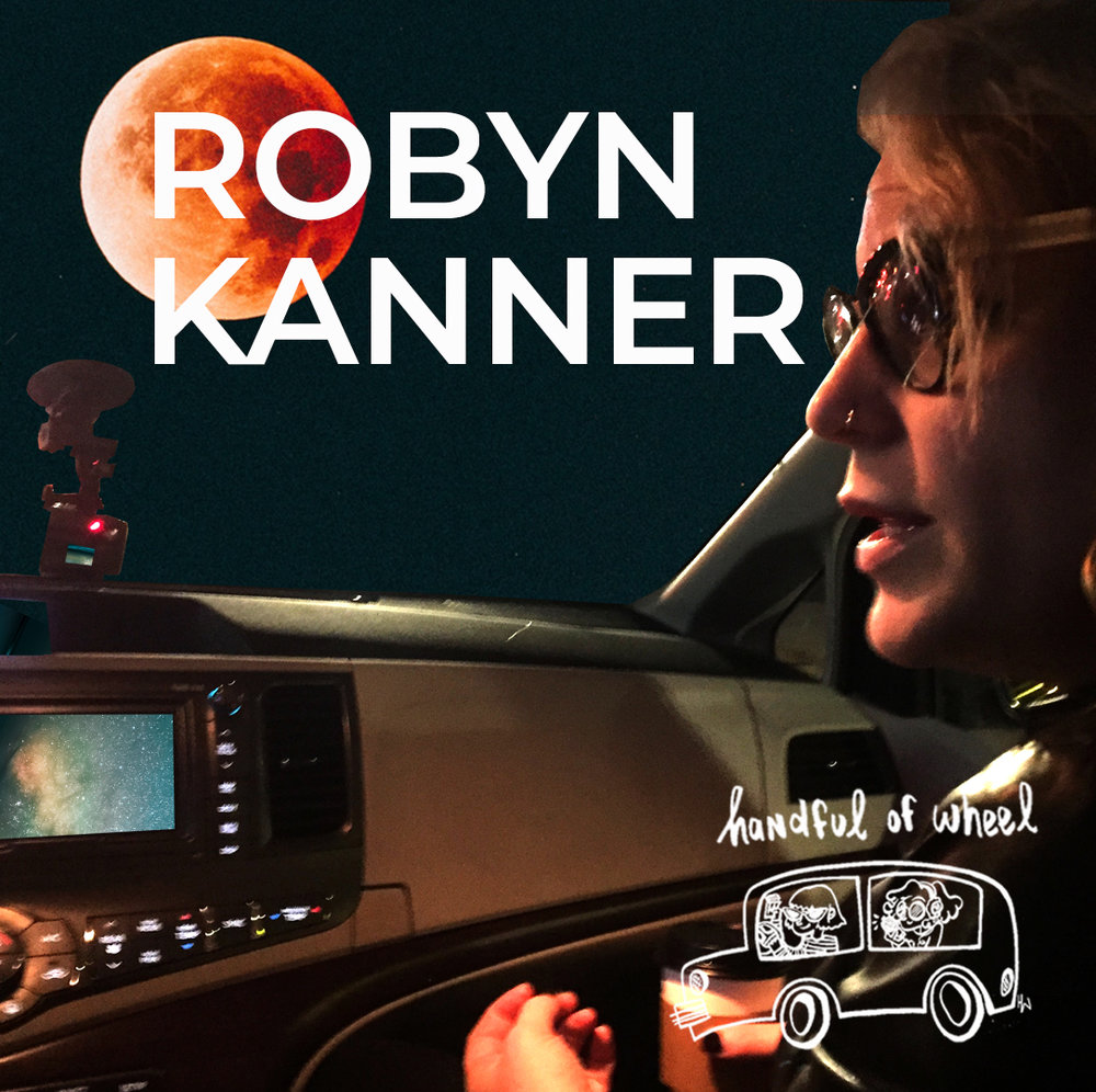 S3 Ep.2 ROBYN KANNER / DESIGN    Join us for episode two of season three, and listen to designer and writer Robyn Kanner talk with us on a drive from Brooklyn to the Lower East Side. It was a warm night, with some hot coffee and an equally hot convo. Listen up! As usual, you'll find links below to some of Robyn's work, along with a link to her RAD playlist that feels like a goddamned love letter straight to our hearts. And we accept, with pleasure.