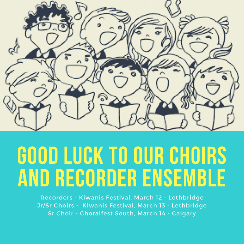 Good luck to our Choirs and Recorder Ensemble.png