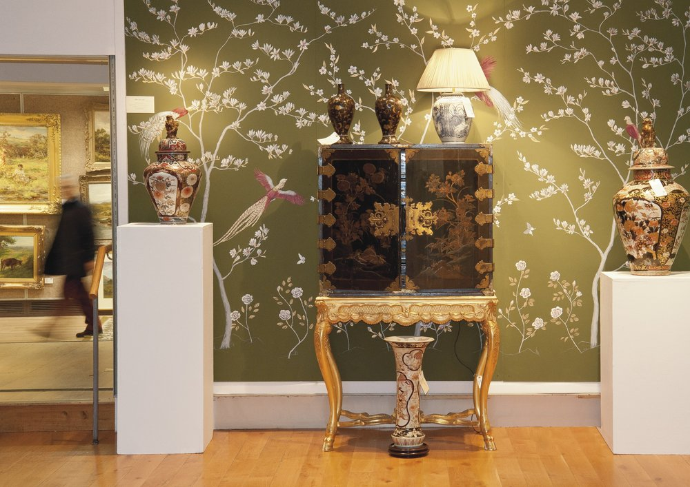 CHRISTIE'S CHINOISERIE