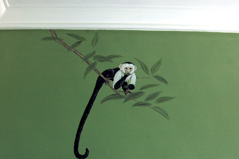 Rainforest Monkey1 Frederick Wimsett - murals and artistic design - other projects.jpg