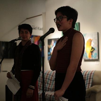 7/28/17 KSW Presents Shivani Narang, Yujane Chen, & Colin Kimzey