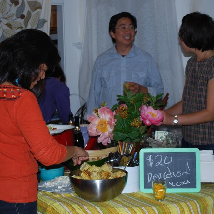 7/23/12 KSW Community Dinner