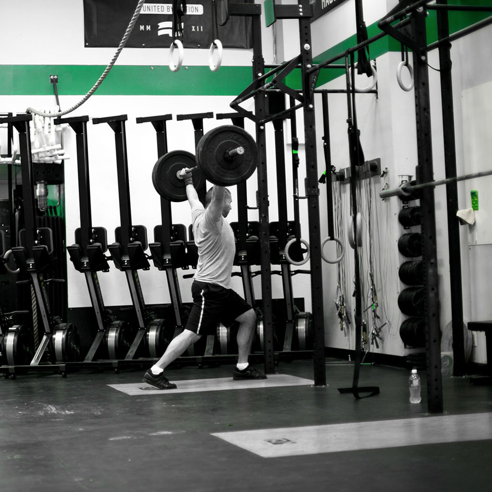 EXTENDED MEMBERSHIP - ★★★   |   60 minsCrossFit is: Constantly varied, functional movements, performed at high intensity.