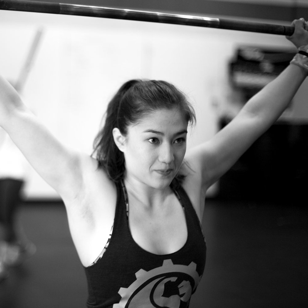 FREE BEGINNERS' CROSSFIT CLASS - ★★★   |   60 minsCrossFit is: Constantly varied, functional movements, performed at high intensity.