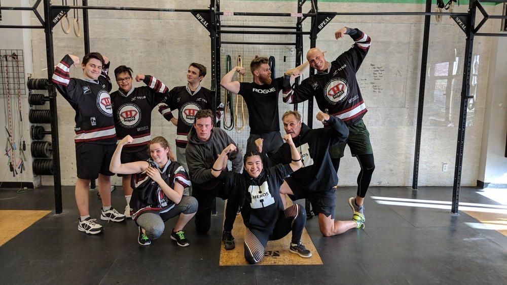 Hockey heroes thor group kids.jpg