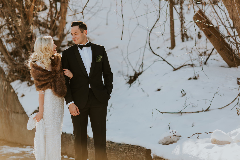 Jesse + Elizabeth / The Cheney Place Wedding/ Grand Rapids Wedding ...