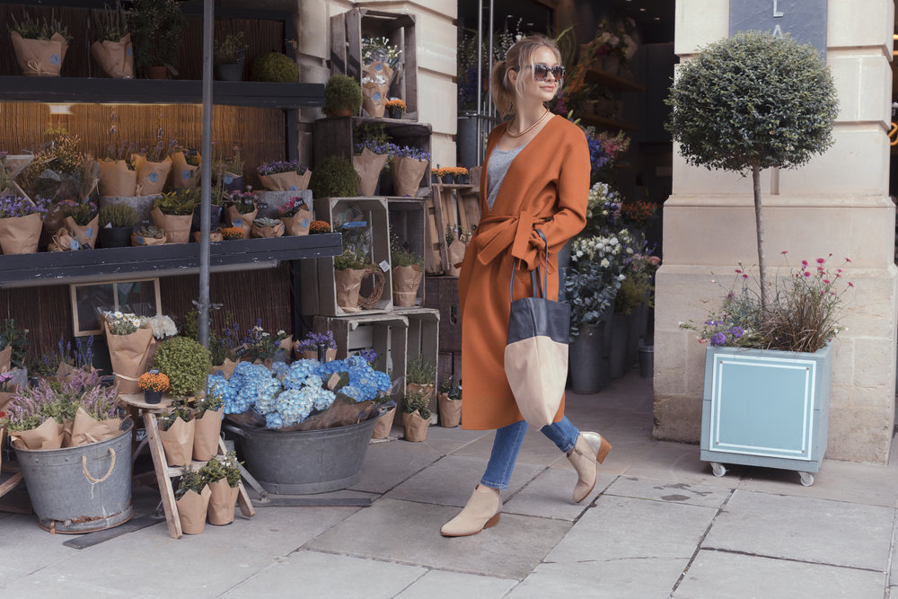 Commercial Fashion Photography - Bath & Bristol - Duo Boots