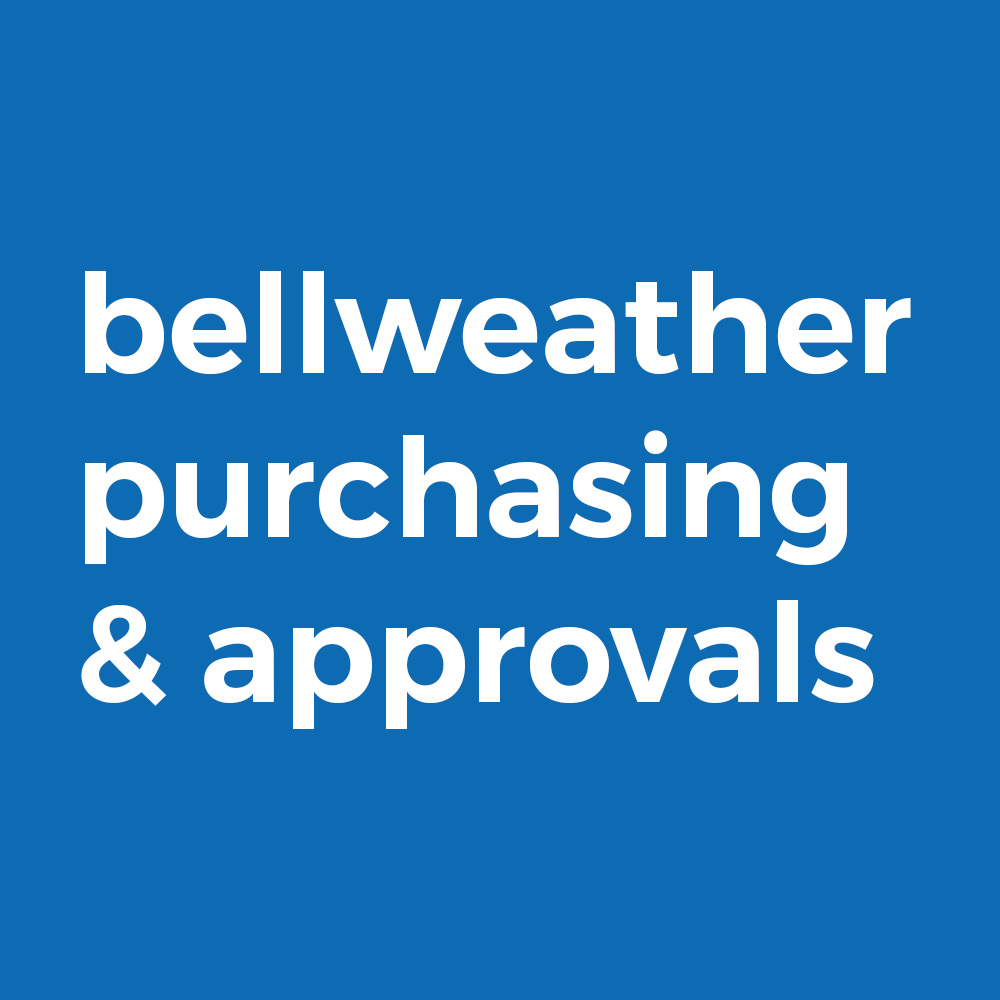 Bellweather: Purchasing & Approvals