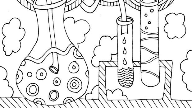 inspirational science coloring page 85 about remodel picture