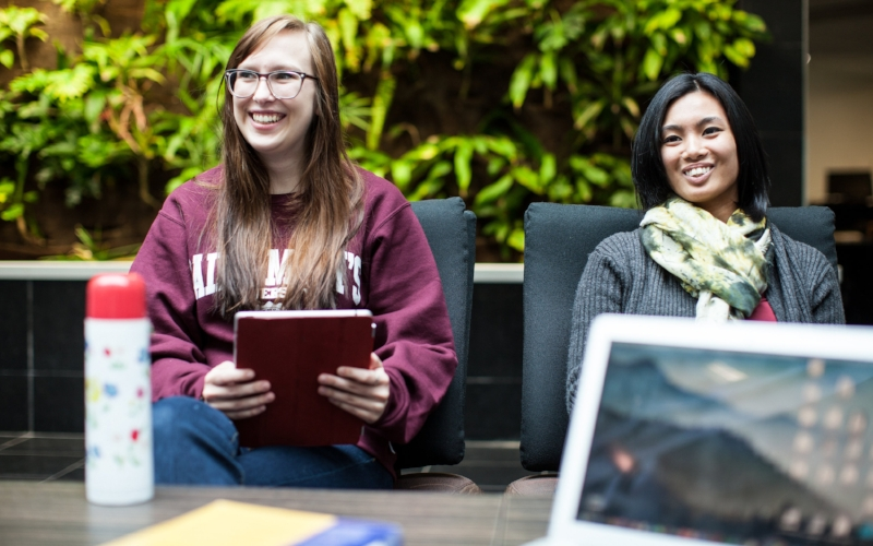Student life at Saint Mary's University Halifax
