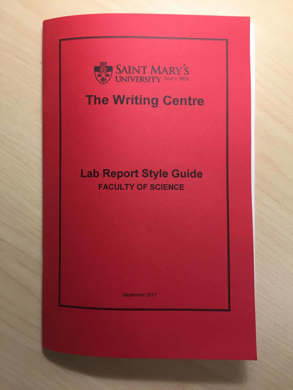 Cover of SMU Lab Report Style Guide 2017.jpg