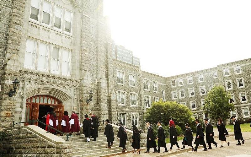 Convocation at Saint Mary's University