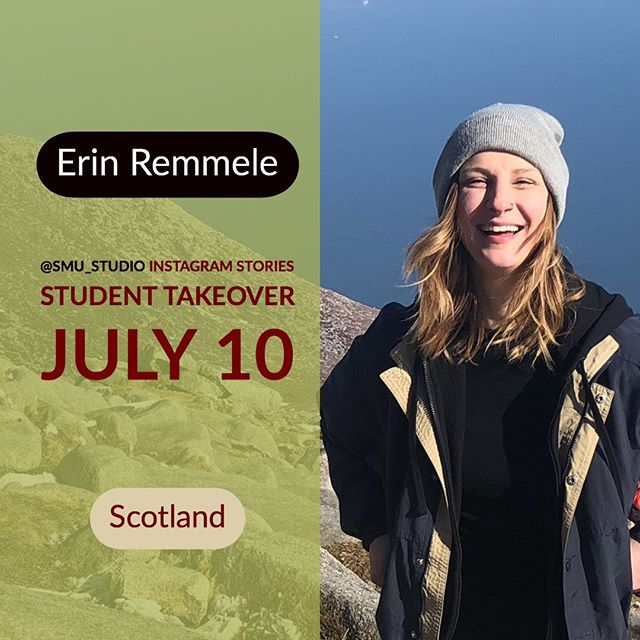 Erin is a @smuhalifax student currently in Scotland. She's taking over our story feed for the rest of the day.  #traveltuesday #GoGlobal #dowhatyoudo #china #studyabroad