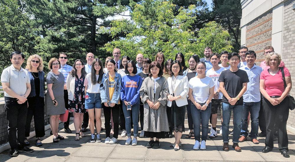 BNUZ at SMU 2018 summer institute opening ceremony.jpg