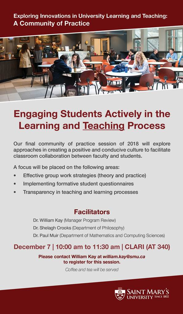 Exploring Innovations in University Teaching and Learning