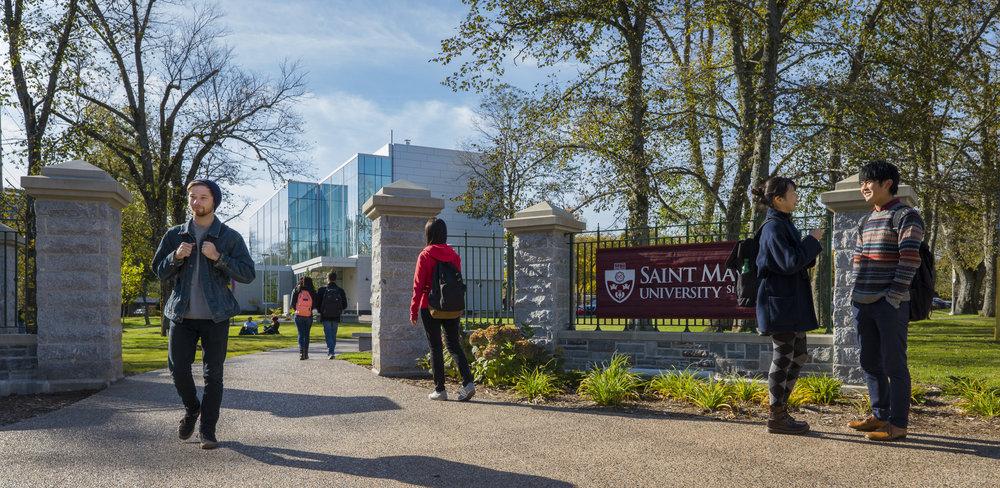 SMU Entrance