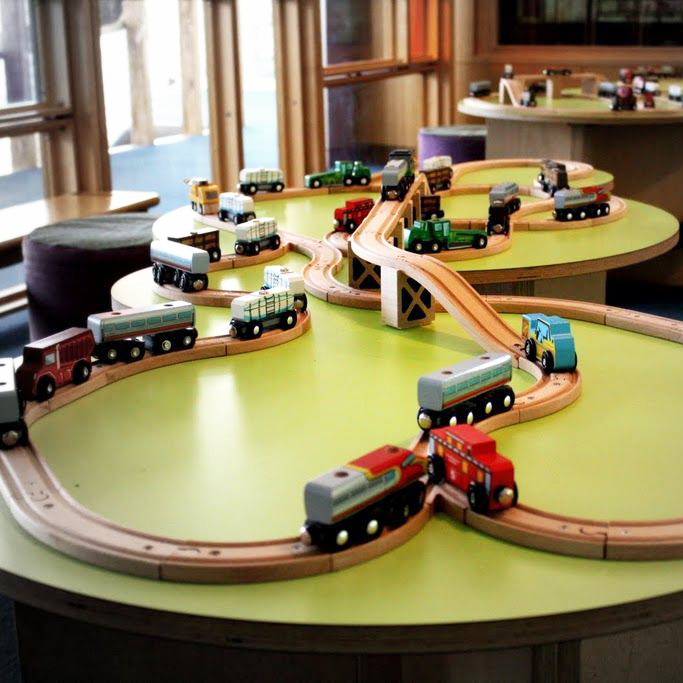 train table -