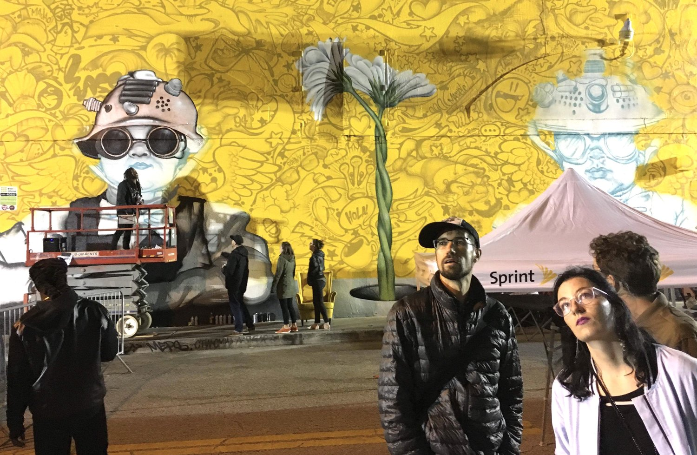 Art Basel & Scope Art Show, Miami — Kristin Freeman Art