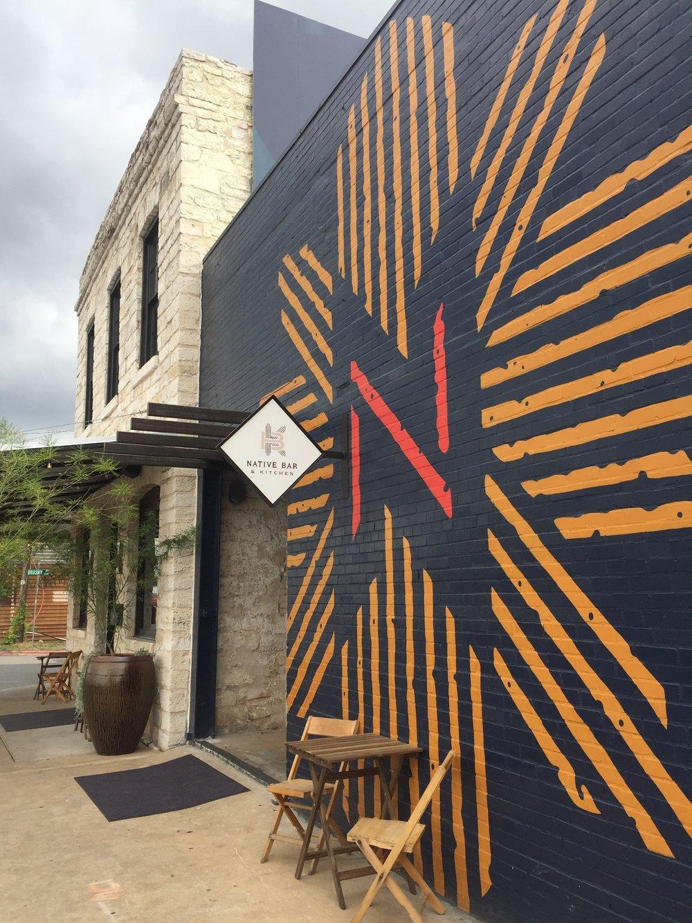 Native Hostel, Kristin Freeman Art