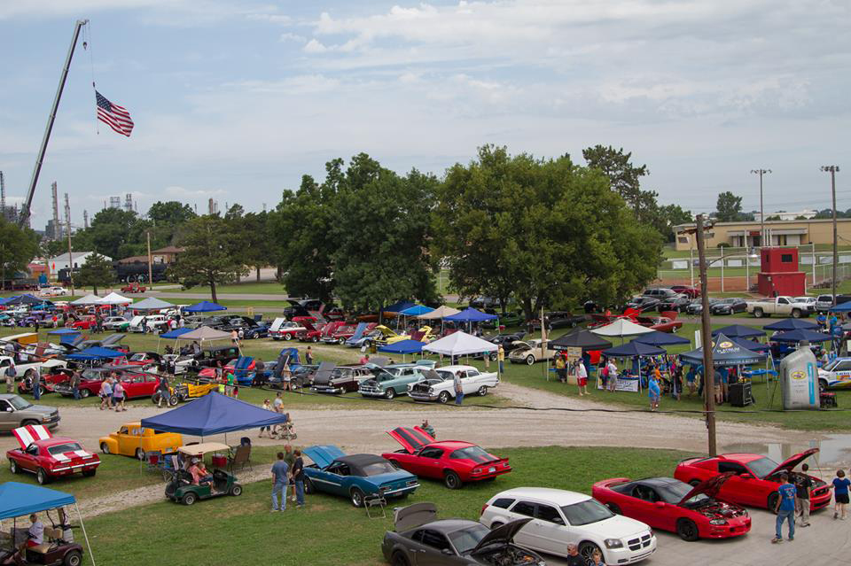 COFFEYVILLE SUMMER CELEBRATION, Coffeyville, Kansas