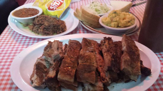 ROSS'S BBQ, Coffeyville, Kansas