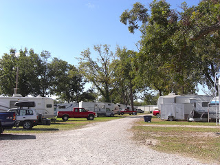 Walter Johnson Park RV Coffeyville