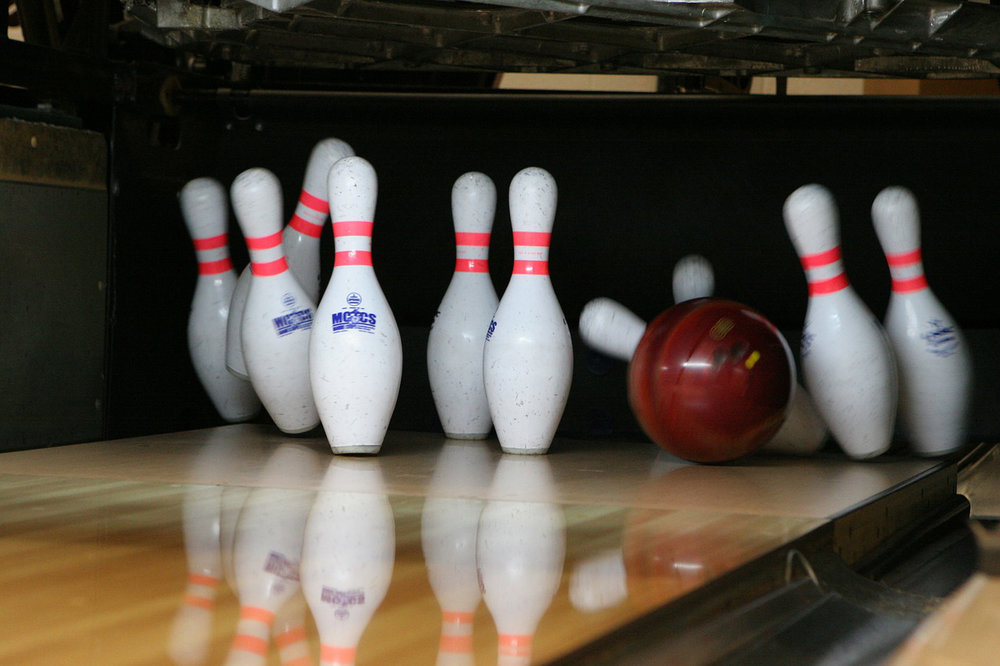 Bowling, Coffeyville, Kansas