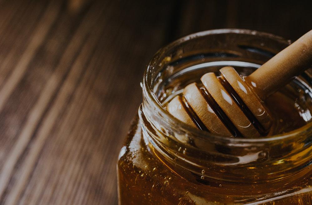 the passion of honey -